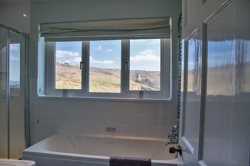 Bathroom Rinsey Head Cornwall