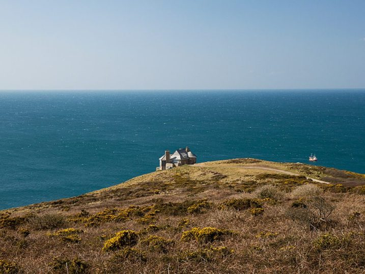 Rinsey House at Rinsey Head from Stylish Cornish Cottages