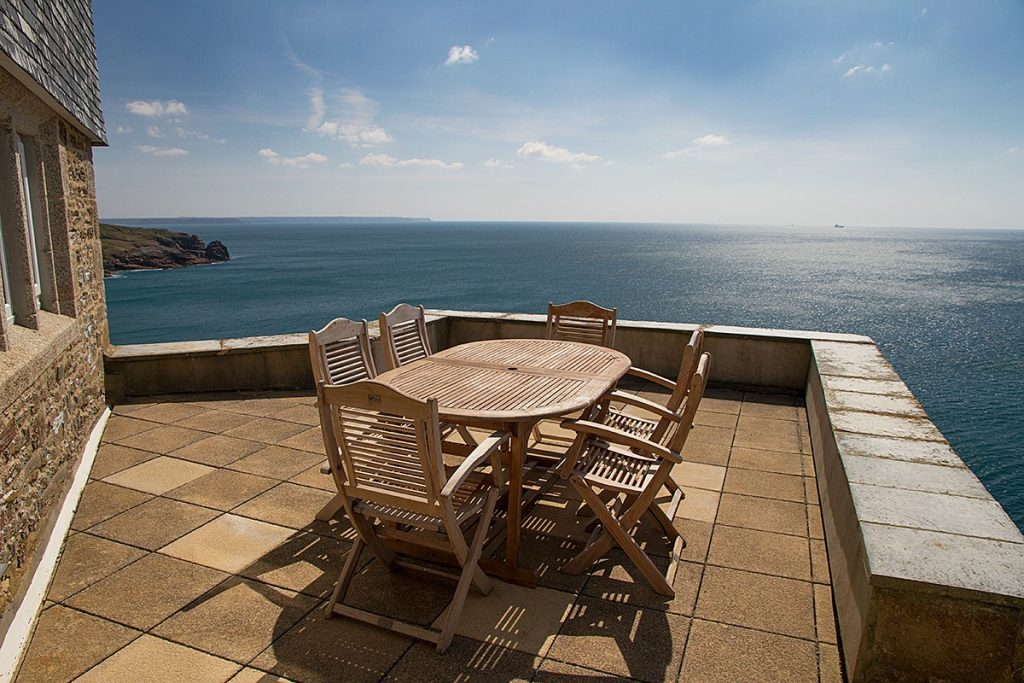 The beast views in Cornwall - Self Catering Praa Sands - Rinsey Head