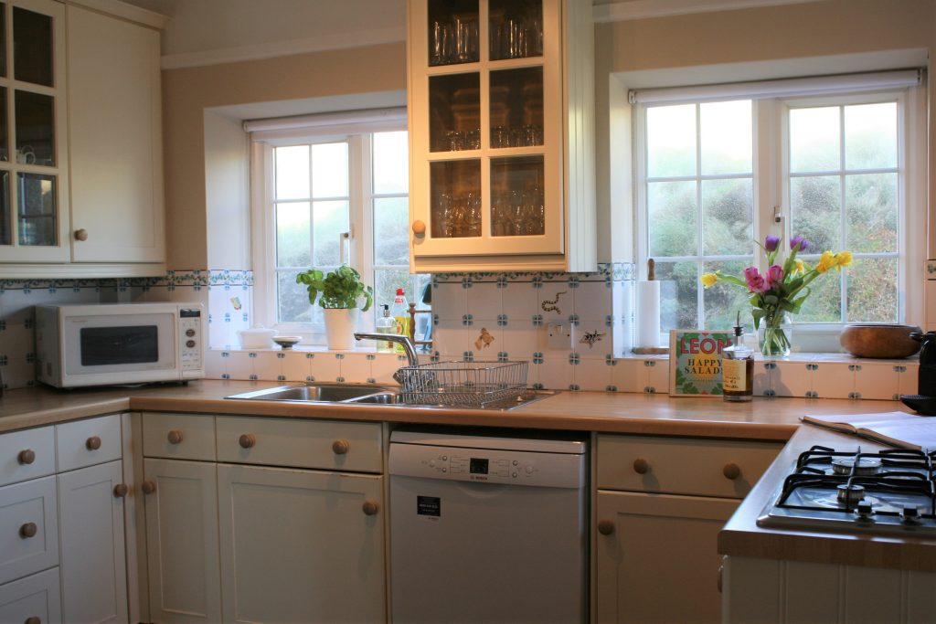 Rinsey Head Kitchen in Cornwall