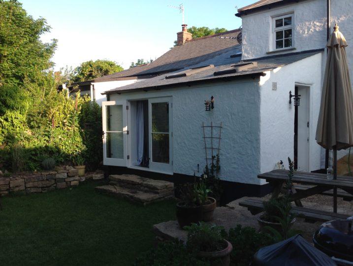 Tivoli Cottage Garden from Stylish Cornish Cottages