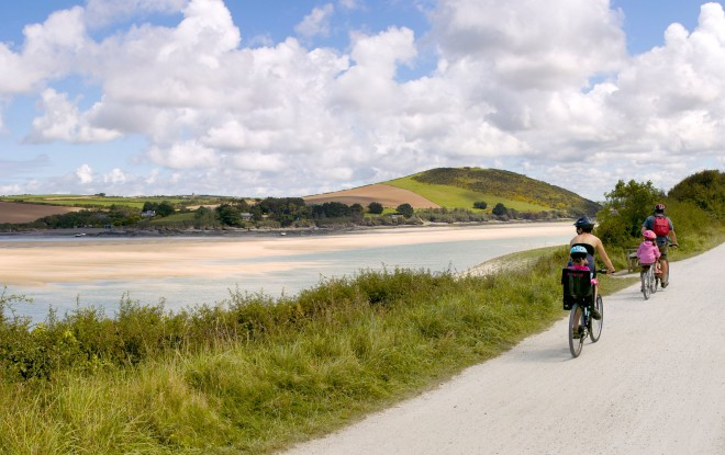 Camel Trail in Cornwall - Stylish Cornish Cottages
