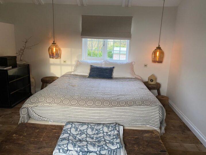 Dual aspect Master Bedroom