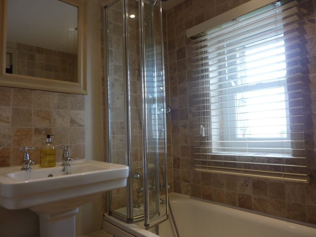 Bathroom Mousehole Cottage from Stylish Cornish Cottages