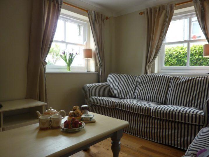 Mousehole Cottage Lounge