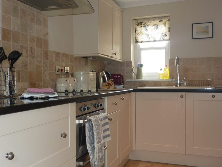 Mousehole Cottage Kitchen in Cornwall