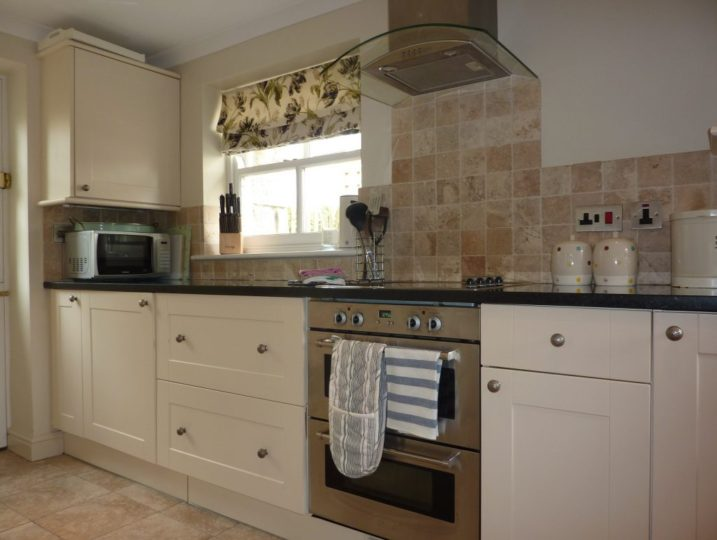 Kitchen at Mousehole Cottage from Stylish Cornish Cottages