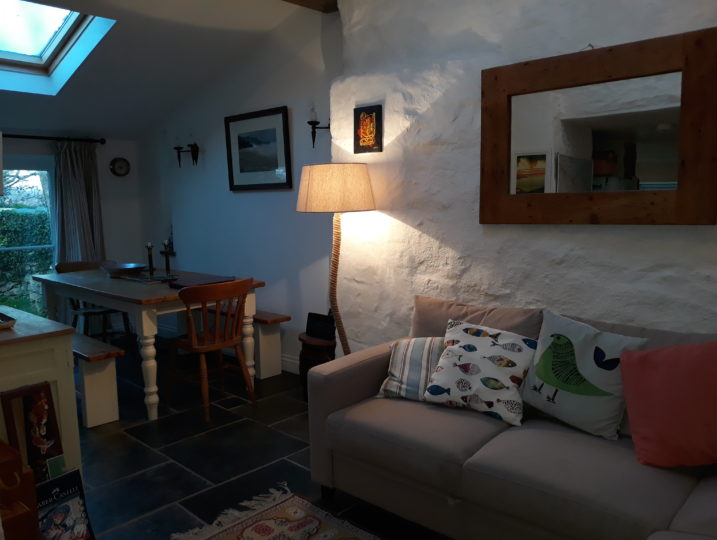 Diner Tivoli Cottage Cornwall from Stylish Cornish Cottages
