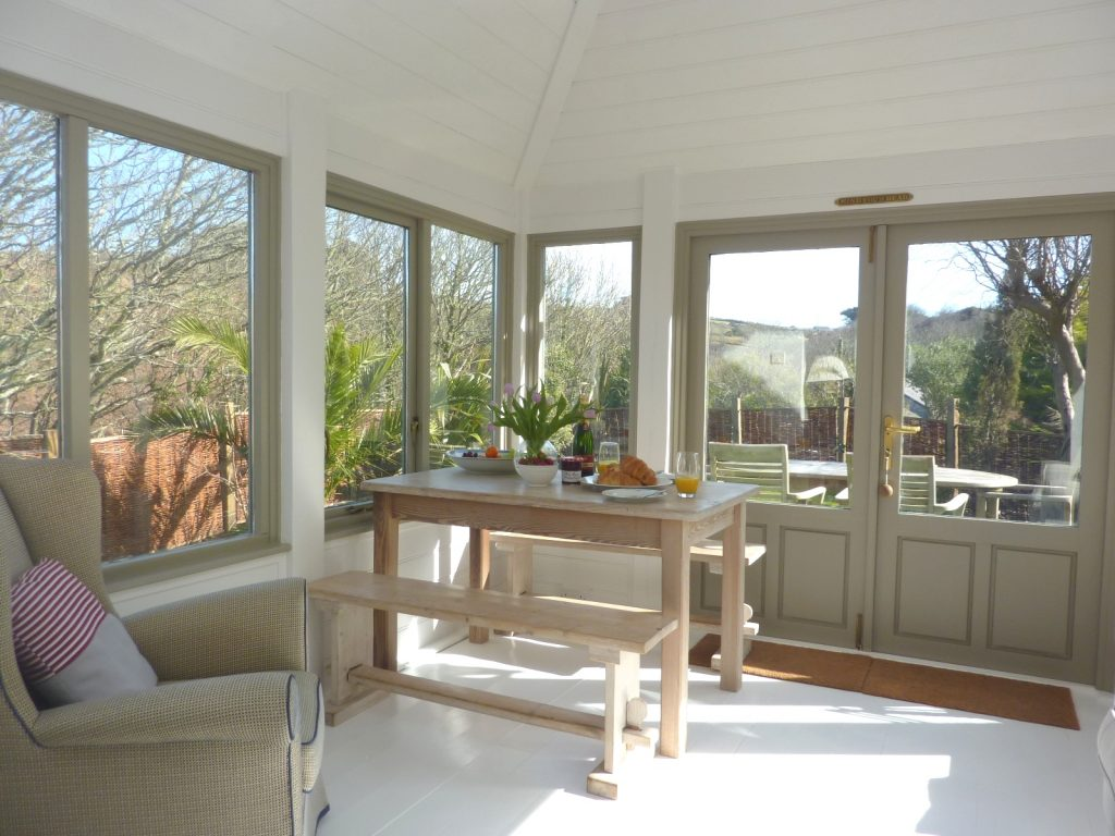 Porth Nanven Cottage - Self Catering in West Cornwall