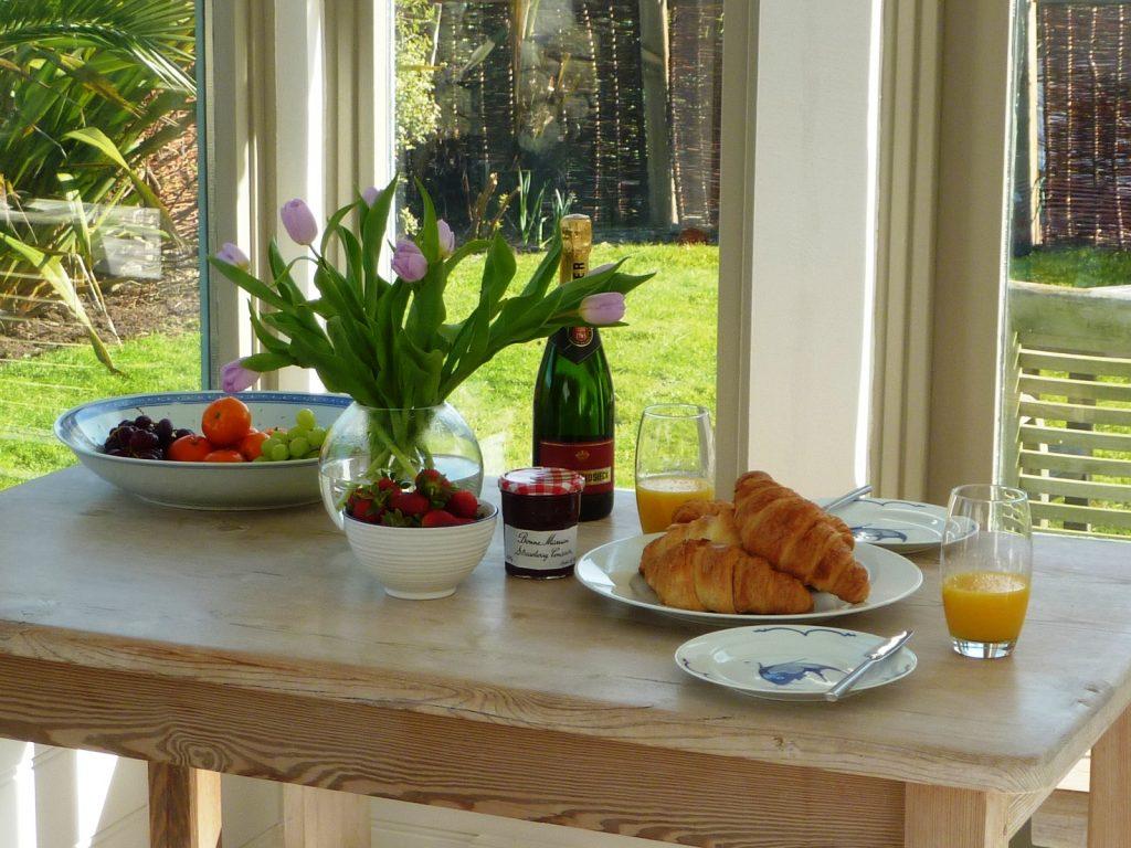 Porth Nanven Cottage - Cornish Cream Tea