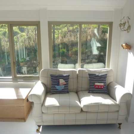 Porth Nanven home living - from Stylish Cornish Cottages