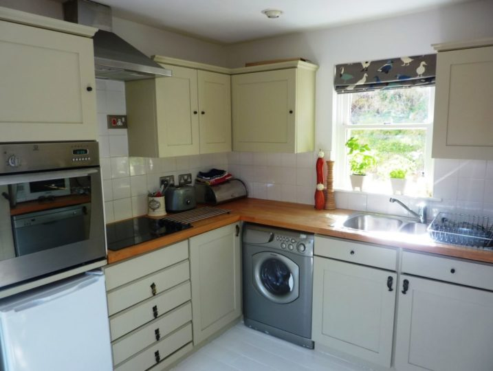 Porth Nanven Cottage Kitchen