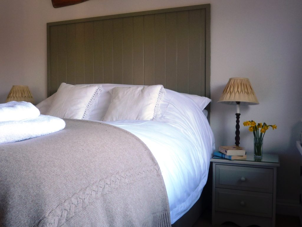 Porth Nanven Cottage Bedroom 2