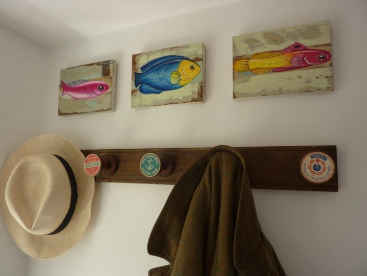 Somewhere to hang your hat