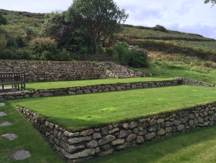 Porth Nanven - gardens - from Stylish Cornish Cottages