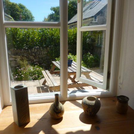 Little Barn Cottage - Garden view