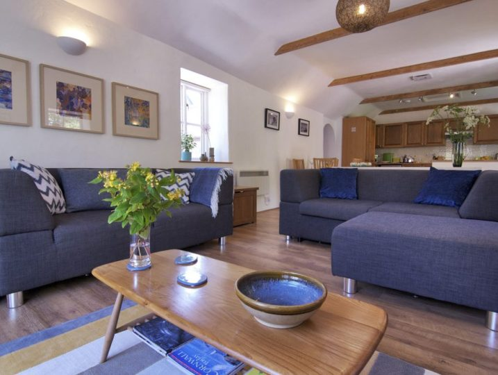 Plenty of room for your holiday in Cornwall from Stylish Cornish Cottages