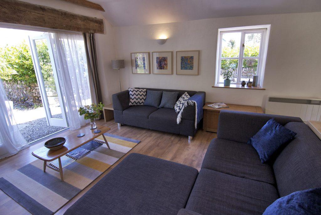 The Little Barn Lounge in Cornwall