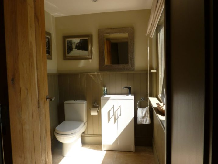 Bathroom / toilet The Summer House