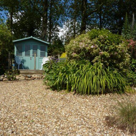 Gravel Garden - Cornwall Cottage Gulval