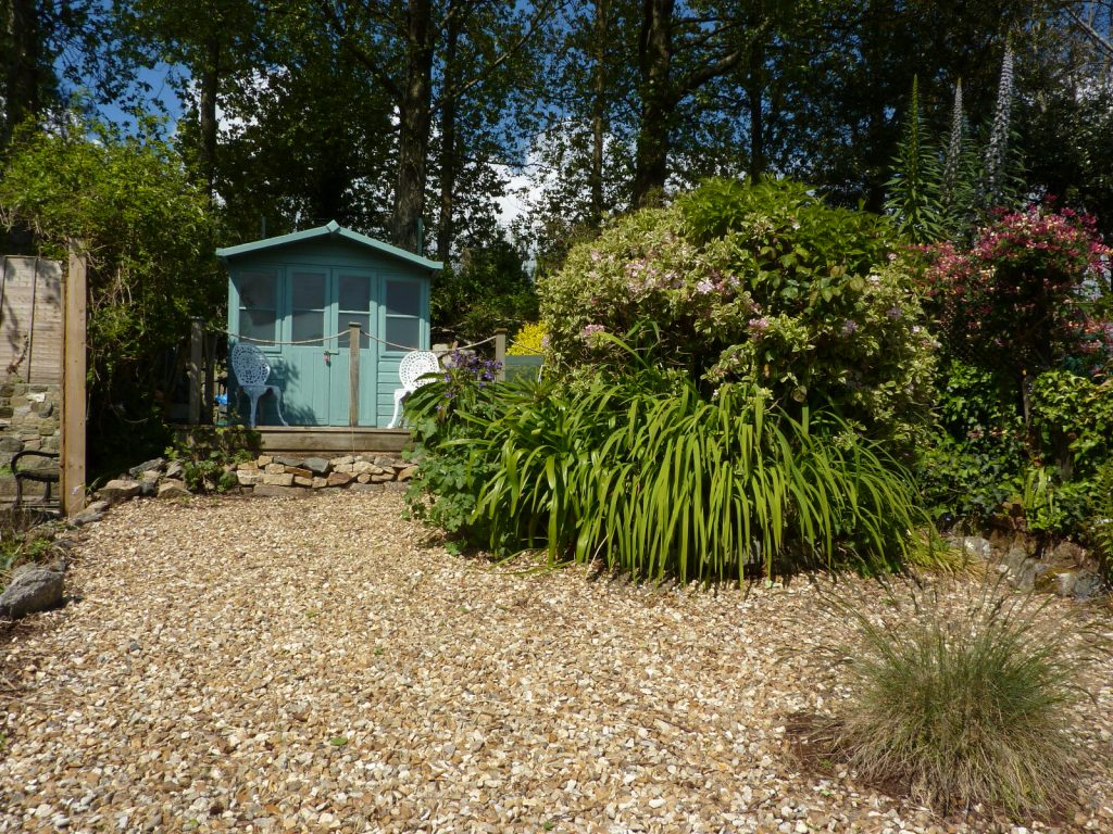 Gravel Garden - Cornwall Cottage Gulval
