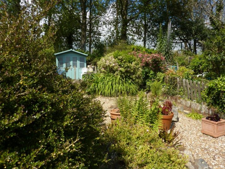 Trevarrack Row Garden