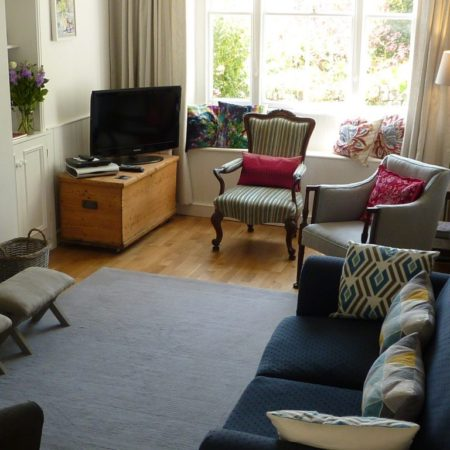 Trevarrack Row Lounge - Cornwall Cottages from Stylish Cornish Cottages