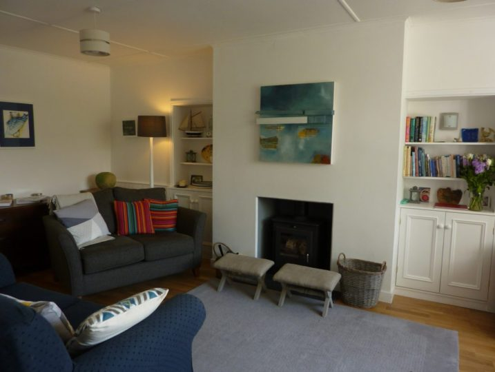 Trevarrack lounge - self catering near Penzance Cornwall