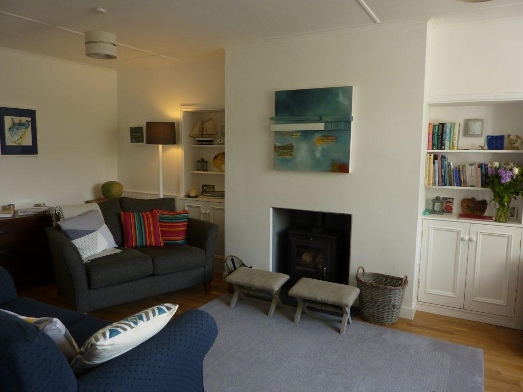Trevarrack lounge - self catering near Penzance Cornwall