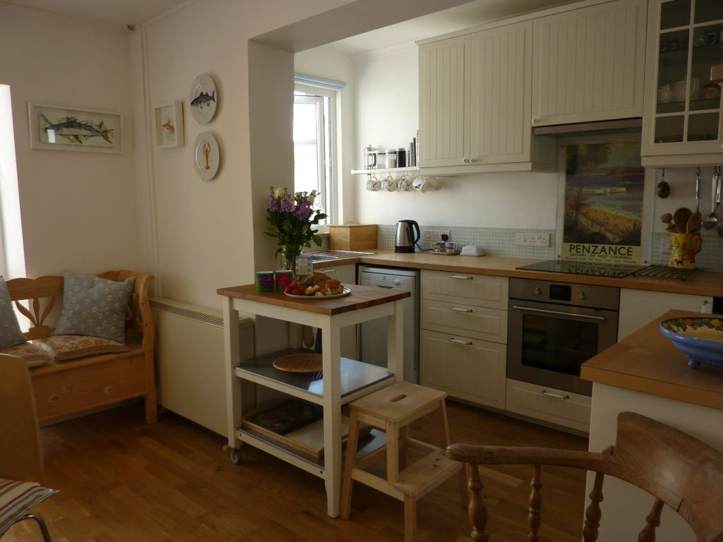 Proper Cornish Kitchen