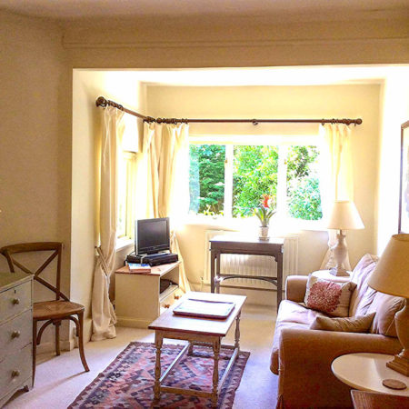 Carn Du sitting Room from Stylish Cornish Cottages