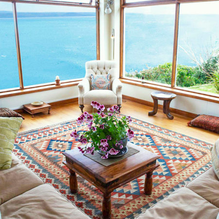 Relaxing holidays with glorious sea views - from Stylish Cornish Cottages
