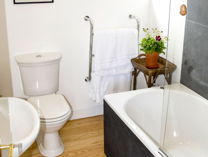 Carn Du Cottage Bathroom from Stylish Cornish Cottages