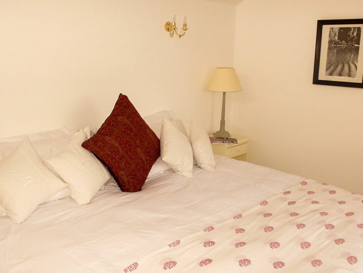 Mousehole Cottage Bedroom 1 from Stylish Cornish Cottages